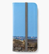 Spanische Windmühle iPhone Wallet