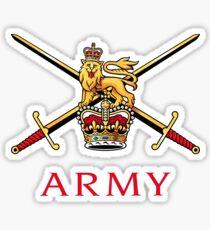 British Army Sticker