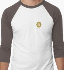 Irish Defence Forces Men's Baseball ¾ T-Shirt