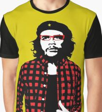 Hipster Che Guevara Graphic T-Shirt