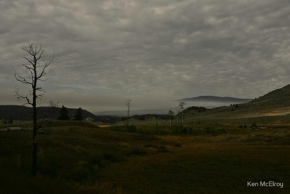 Smokey Dawn #4 by Ken McElroy