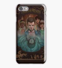 Geeks and Freaks iPhone Case/Skin
