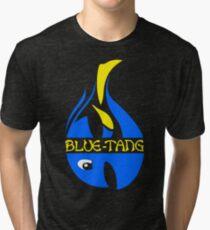 Blue Tang Tri-blend T-Shirt