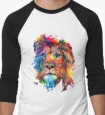 Camiseta ¾ bicolor para hombre León