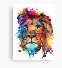 Lion Canvas Print