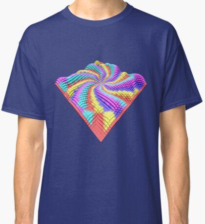 Cube Hero #Fractal Classic T-Shirt