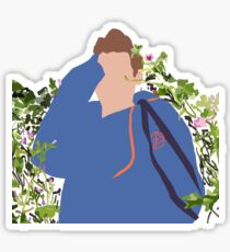 Flower Harry Sticker