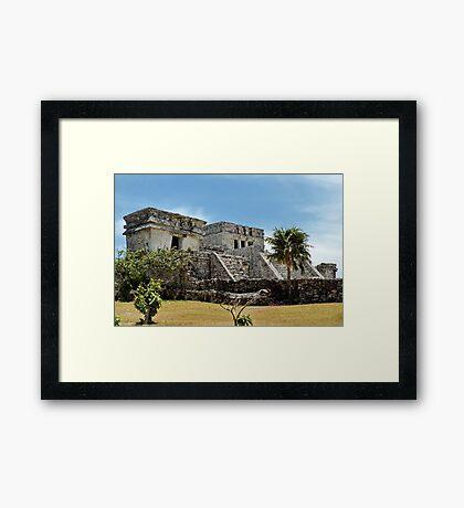 Tulum #1 Framed Print