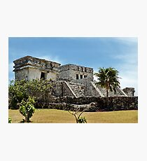 Tulum #1 Photographic Print