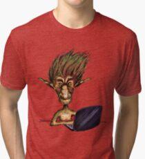 Internet Troll Tri-blend T-Shirt