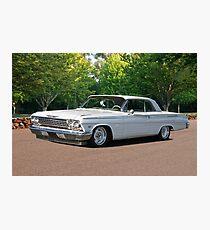 1962 Chevrolet Impala Photographic Print
