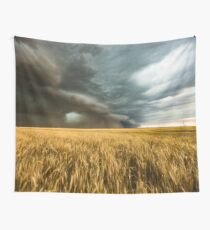 Earth Mover Wall Tapestry