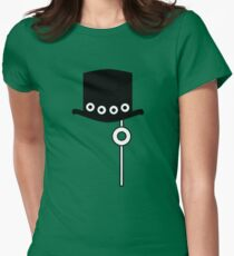 the hitcher 2 Women's Fitted T-Shirt