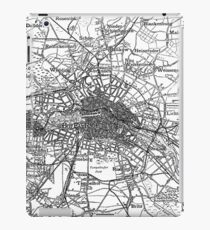 Berlin and Surrounding Areas Map (1911)  iPad-Hülle & Skin