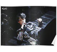 BTS Wings Suga V5 Poster