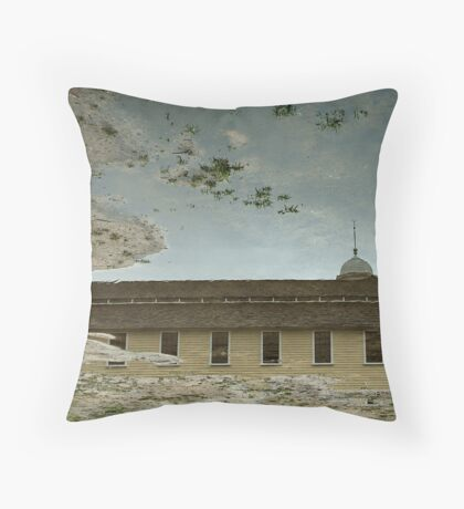 Reflection of Glory Throw Pillow