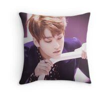 BTS Wings Jungkook v3 Throw Pillow