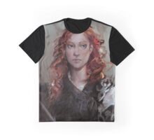 Red Temper Graphic T-Shirt