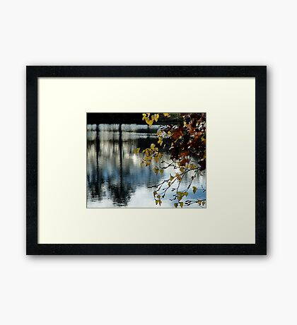 Riverbend Farm Framed Print