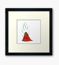 Winnie The Poo Framed Print