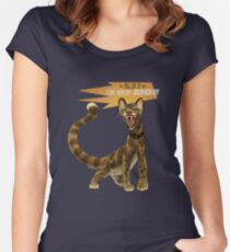 Babou Women's Fitted Scoop T-Shirt