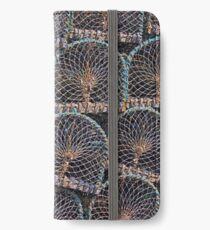 Lobster Pots iPhone Wallet/Case/Skin