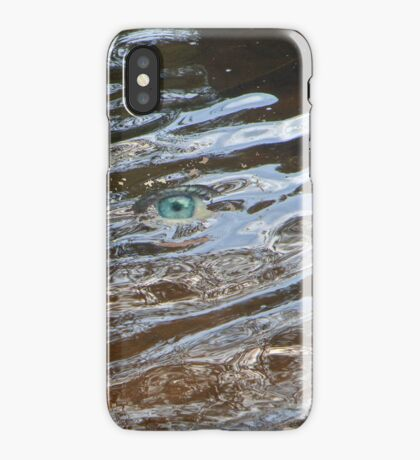 Eyes of the Storm iPhone Case