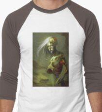 Blind Spots Men's Baseball ¾ T-Shirt