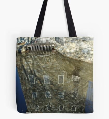 Reflections on the past Tote Bag