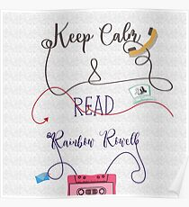 rainbow rowell Poster