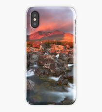 Slig Sunrise iPhone Case