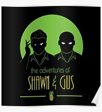 The Adventures of Shawn and Gus Poster