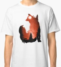 In the Swaying Forest Trees Classic T-Shirt