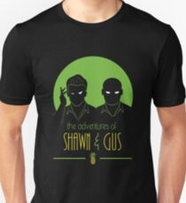 The Adventures of Shawn and Gus T-Shirt