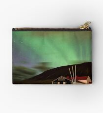 A Lucky Glimpse of the Aurora Studio Pouch