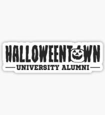 Halloweentown University Alumni Sticker