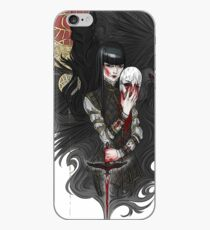 dagger & mask iPhone Case