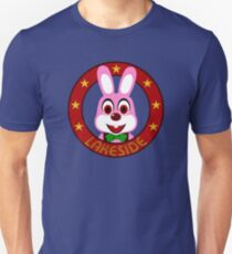 Lakeside Amusement Park (less text) Unisex T-Shirt