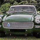 Classic sports car by JEZ22