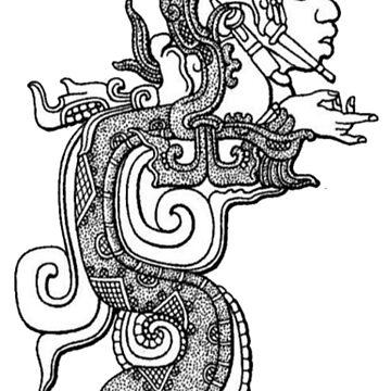 Kukulkan by los-ancients