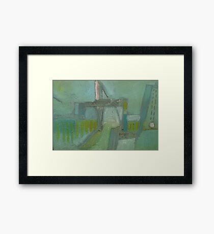 port life (9) Framed Print