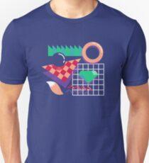 80's Sonic Unisex T-Shirt