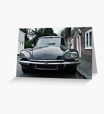 Citroen DS  Greeting Card