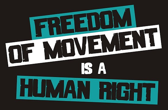 5f5d6ecef Freedom of Movement is a Human Right