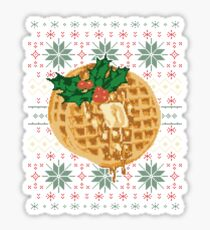 Jolly Waffles Sticker