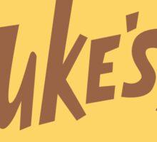 Luke's Diner Coffee  Sticker