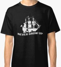 Peter Pan - Never grow up Classic T-Shirt