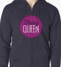Drag Queen Zipped Hoodie