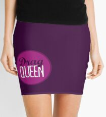 Drag Queen Mini Skirt