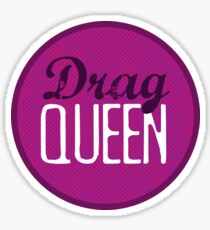 Drag Queen Sticker